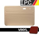 VW Bug 1967-1979 Front Only Door Panels w/o Pockets - Vinyl