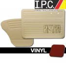 VW Bug 1956-1964 Sedan Door Panel Set w/ Pockets - Vinyl