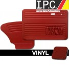 VW Bug 1967-1977 Sedan Door Panel Set w/ Pockets - Vinyl