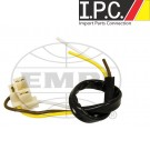 Universal 3 Prong Headlight Wire Pigtail