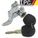 Chrome Decklid Lock W/Keys Type 2 '68-71