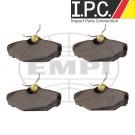 EMPI Brake Pads Set of 4