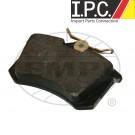 EMPI Rear Disc Brake Pads (4)