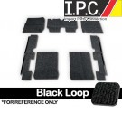 VW Carpet Kit 7pc. (Use W/Rubber Mats) 1973-78 VW Bug Sedan