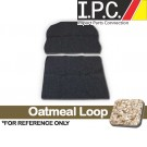 VW Carpet Kit 2pc. (Trunk Area W/O Tire Cover) 1971-72 Super Beetle Sedan or Convertible