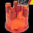 EMPI Red Transparent Distributor Cap