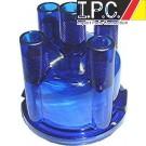 EMPI Blue Transparent Distributor Cap