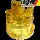EMPI Yellow Transparent Distributor Cap