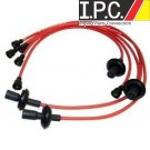 EMPI Red Silicone Ignition Wire Set