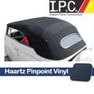 Convertible Top Cover - Haartz Supreme Pinpoint Vinyl