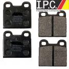 Brake Pad Set Two Pin Caliper 4 Pc. VW, Porsche, SAAB