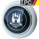 FLAT-4 Genuine VW Style Gray Horn Button