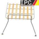Deck Lid Rack Silver Powder Coated Frame