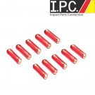 Red 16 AMP Ceramic Fuse Set of 10