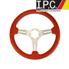 Volante S6 Sport Series Leather Steering Wheel
