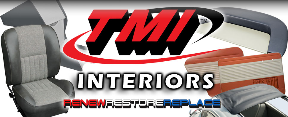 TMI Products - VW Interior & Upholstery