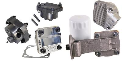 VW Oil Pumps & Covers - VW Belts & Cooling I P C  VW Parts