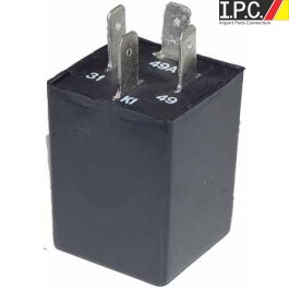 Turn Signal Flasher Relay 12 Volt 4 G