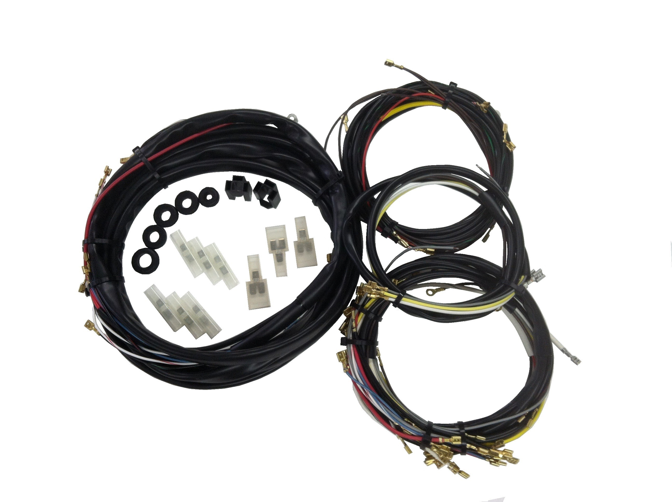 WIRING WORKS I.P.C. VW Parts, VW Bug Parts and VW Bus Parts ... on wiring 4 71 vw, wire works wiring harness, wiring 1967 vw type 1, wiring kits for vw beetle 1960,