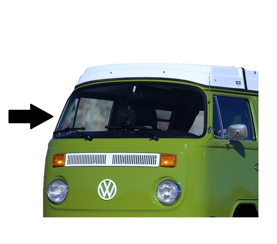 bus front windshield I P C  VW Parts, VW Bug Parts and VW