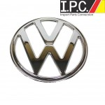 VW Bus 1968-1972 Polished Aluminum Front Emblem